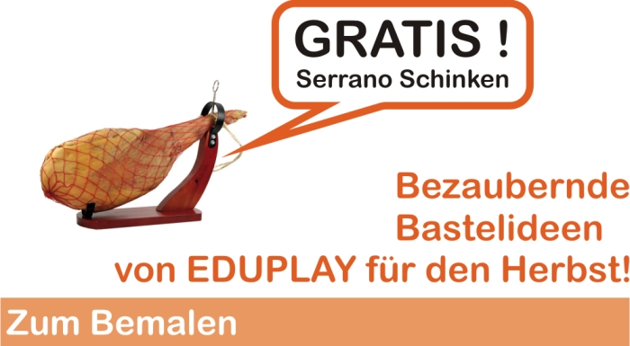 bezaubernde bastelideen f r den herbst eduplay de fachhandelspartner f r kindergarten. Black Bedroom Furniture Sets. Home Design Ideas